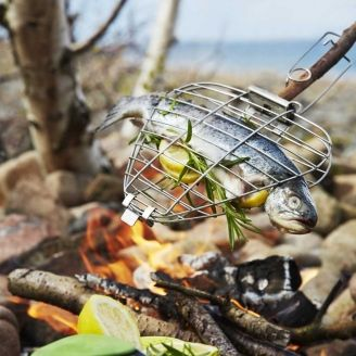 Light My Fire FireGrill For Campfire Cooking