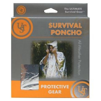 UST Survival Poncho