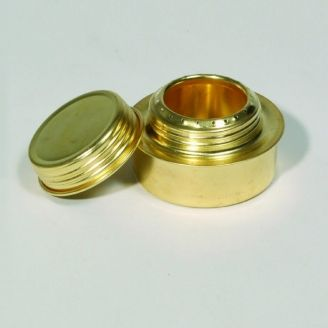 Brass Alcohol Burner/Stove