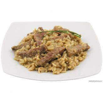 MFH Säilyke Chopped Beef with Rice 400g