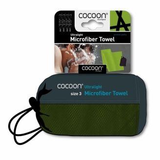 Cocoon Microfiber Towel green (L)