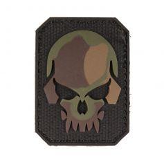3ba1758a Mil-Tec 3D Patch Camo Skull w/ Hook & Loop