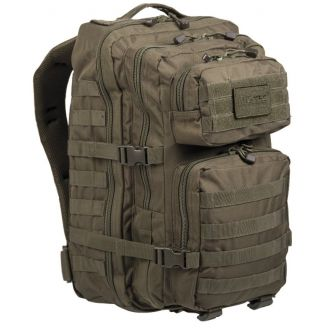 Mil-Tec US Assault Pack Big 36l Olive
