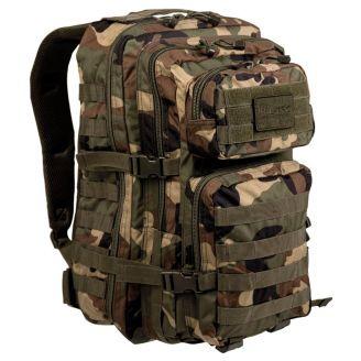 Mil-Tec US Assault Pack Large 36l Woodland