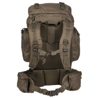 Mil-Tec Commando Rucksack 55l Olive