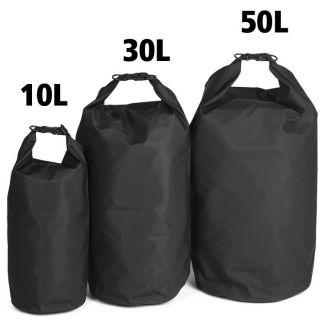 Mil-Tec Kuljetussäkki Musta 30 litraa