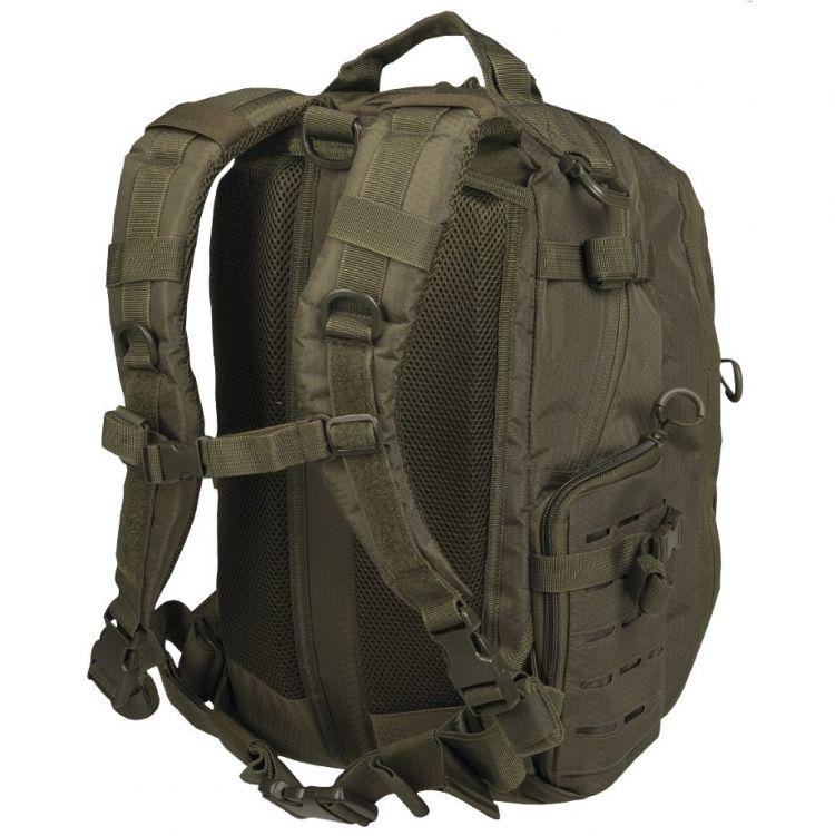 Drab Olive Backpack Tec 25l Hextac Mil UMSpVz