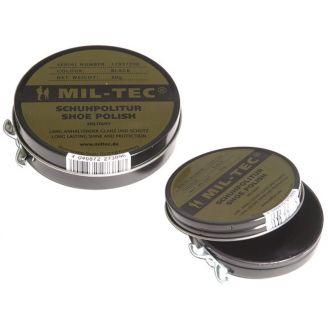 Mil-Tec Shoe Polish 80gr Black