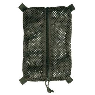 Mil-Tec Verkkotaskut Velcrolla Olive