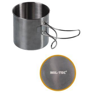 Mil-Tec Stainless Steel Mug Pot 800ml
