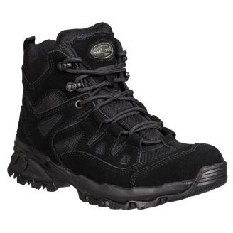 Mil-Tec Trooper Kengät Mustat