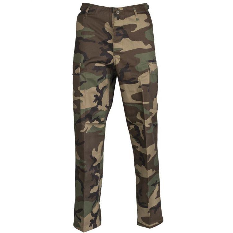 89a779bd9207d7 Mil-Tec US Ranger Pants Woodland - Mökkimies.com