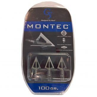 G5 Montec 100gr Metsästyskärjet 3-pack