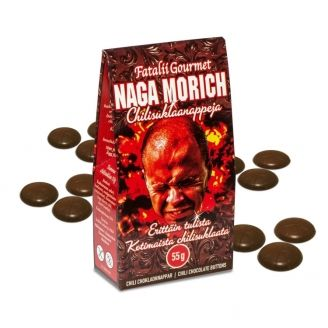Fatalii Gourmet Naga Morich Chocolate
