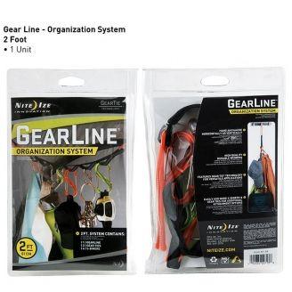 Nite Ize Gear Line Organization System
