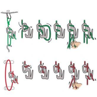 Nite Ize Figure 9 Telttanaru Setti