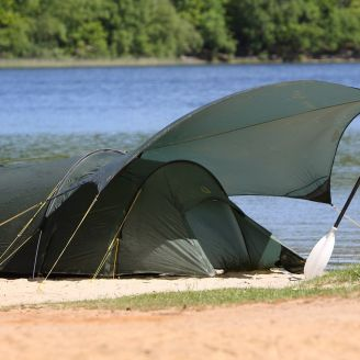 3f9141d4277103 Nordisk Oppland 3 SI Tunnel Tent Forest Green - Mökkimies.com