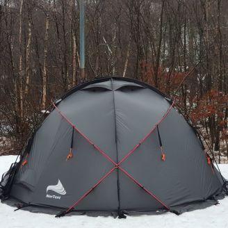 NorTent Gamme 4 Winter Hot Tent 5.8kg