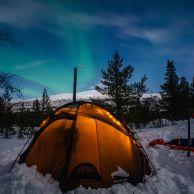 NorTent Gamme 6 Teltta Hot Tent 7.6kg