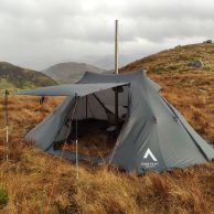 NorTent Koie 7 Hot Tent Kotateltta 3.6kg