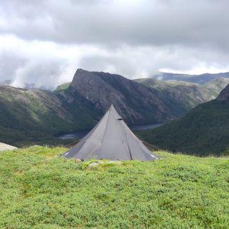 NorTent Lavvo 6 Hot Tent Kotateltta 2.9kg