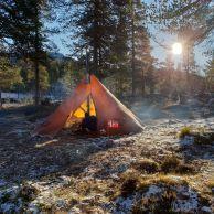 NorTent Lavvo 6 Hot Tent Kotateltta 2.3kg