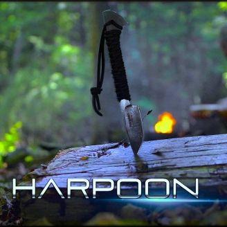 Outdoor Edge Harpoon Selviytymisveitsi