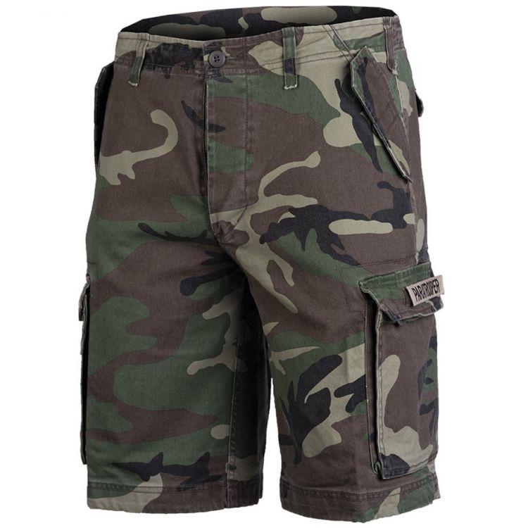 Mil-tec Desert Camouflage Shorts