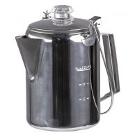 Mil-Tec Percolator Coffee Maker Stainless