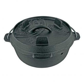 Petromax Dutch Oven Cast Iron Pot 1.8L