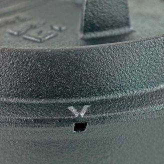 Petromax Dutch Oven Cast Iron Pot 6.1L