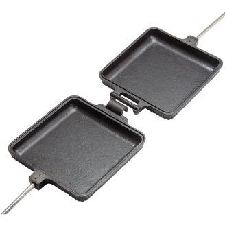 Patromax Cast iron Sandwich Iron
