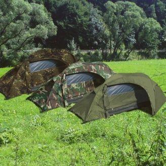 Mil-Tec Yhden Hengen Teltta Recon Woodland