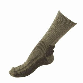 Mil-Tec Swedish Hiking Socks Olive