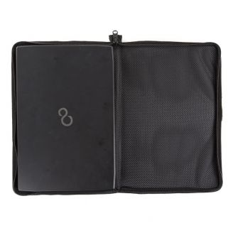 "Savotta ALC Army Laptop Cover 16"" Musta"
