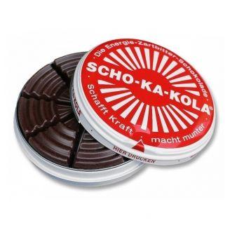 Scho-Ka-Kola Energiasuklaa