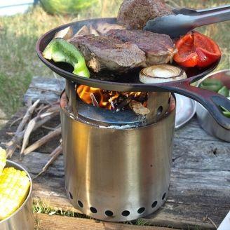 Solo Stove Campfire Risukeitin