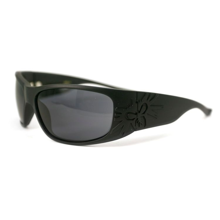 Black Flys Black Flys Sonic Fly II shiny black/smoke polarized arKMbBHAQf