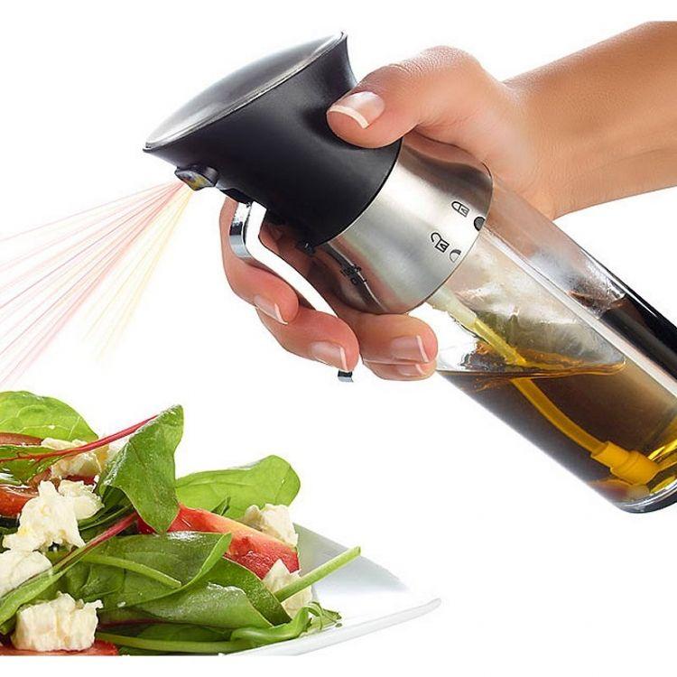 Vinegar Amp Oil Spray Bottle W Variable Dose M 246 Kkimies Com