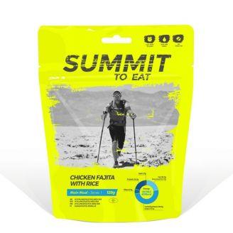 Summit To Eat - Kana Fajita Riisillä