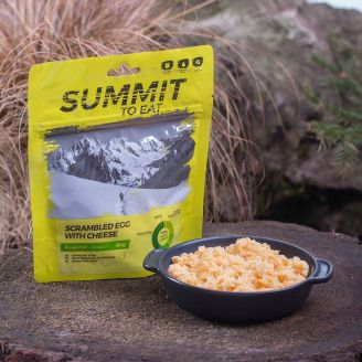 Summit To Eat - Juustoinen Munakokkeli