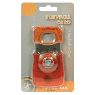 UST Survival Card Monitoimikalu