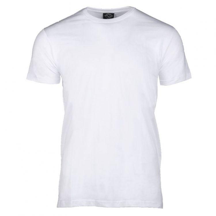 Mil-Tec US Style T-Paita Valkoinen - Mökkimies.com 0678e18e27