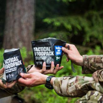 Tactical Foodpack Omena Kaurahiutale-puuro