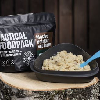 Tactical Foodpack Mashed Potatoes and Bacon