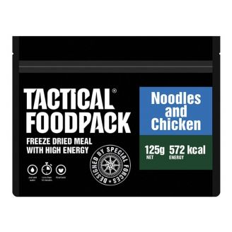 Tactical Foodpack Noodles and Chicken