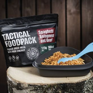 Tactical Foodpack Spaghetti Bolognese