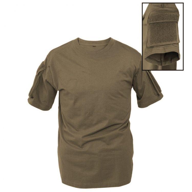 Mil-Tec Tactical T-Paita Olive - Mökkimies.com 72c08bd463