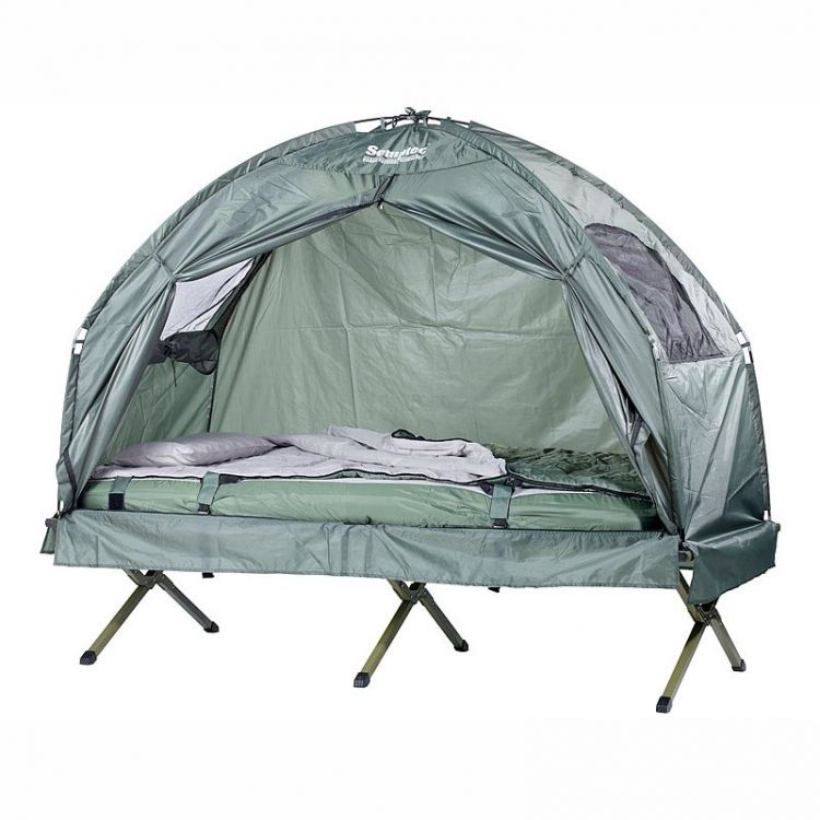 Camping Tent Cot - Mökkimies.com Fly Fishing Rods