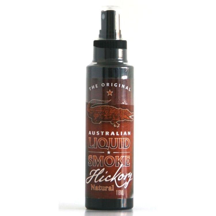 Australian Original Liquid Smoke Hickory Natural